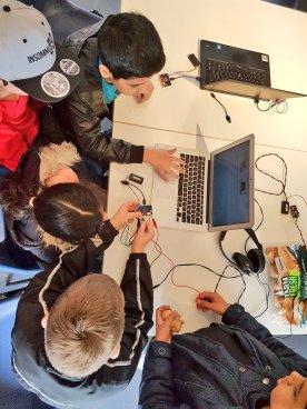 Creative Tech Cafe workshops