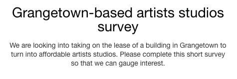 Click here to take part in new studio survey